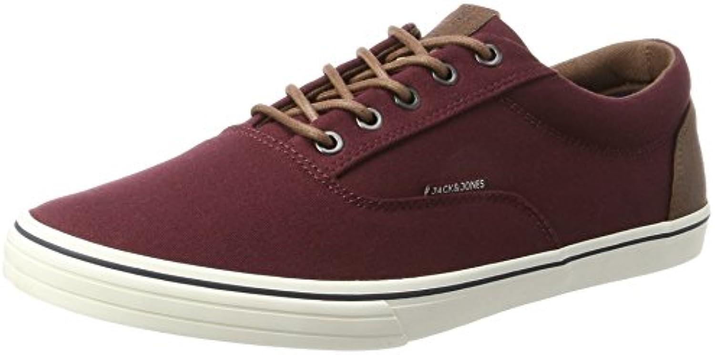 JACK  JONES Herren Jfwvision Mixed Port Royal AW Sneaker
