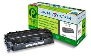 Armor K15121 Cartouche compatible pour Imprimante laser HP Laserjet P2050/ P2055 Noir
