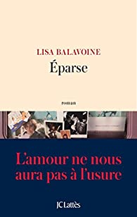 Éparse par Lisa Balavoine