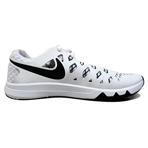 Nike Train Speed 4, Scarpe da Escursionismo Uomo Blanco (Blanco (white/black))