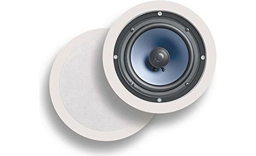 POLK AUDIO rc60i 2-Wege Decken-Lautsprecher (Paar) - Weiß