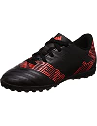 adidas Predator 18.3 SG J, Scarpe da Calcio Bambino, Nero (Cblack/Ftwwht/Solred Cblack/Ftwwht/Solred), 30.5 EU
