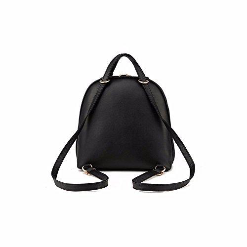 neue freizeit kleinen rucksack schoolbag,bordeaux - wein lila taro