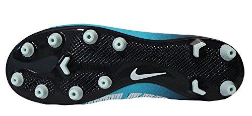 Chaussures montantes de football Nike Mercurial Victory VI Dynamic Fit Bleu aG-pro avec Lot bleu