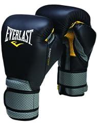 Everlast Ergofoam Training Guantes, Hombre, Negro, 39,8 Cl