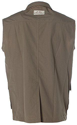 Kitaro Herren Weste Outdoor -Bahama Islands Sailing Regatta- Khaki