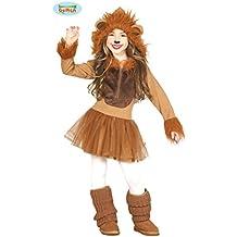 Disfraz de Leona infantil 7-9 años