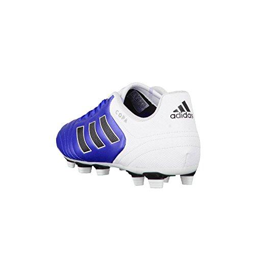 adidas Herren Copa 17.4 FxG Futsalschuhe blau / weiß / schwarz
