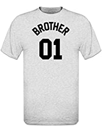 Brother 01 T-Shirt by Shirtcity