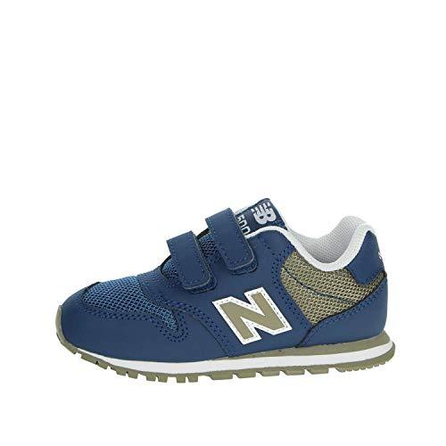 Balance IV500 NV marineblaue Schuhe Snatch-Sneakers 26 (Baby New Junge Schuhe Balance)