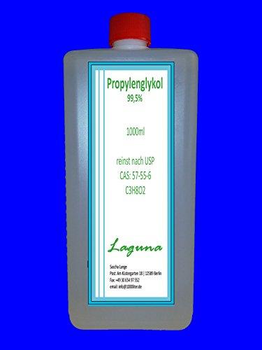 1 Liter 1,2 Propylenglykol 1000 ml 99,5% DEUTSCHE WARE Propandiol Propylenglycol reinst USP E Zigarette 1000ml