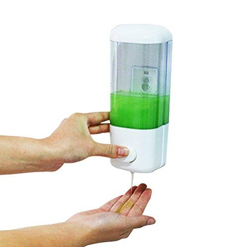 Dispensadores de champ y gel dispensador for Dispensador jabon ducha