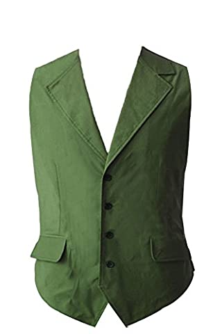 Différents Costumes Batman - Batman Dark Knight Joker Cosplay Veste Vert