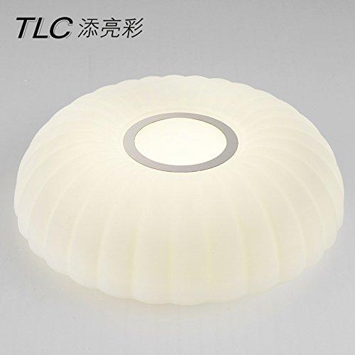 BBSLT Fiore di vetro luce da soffitto Ciondolo lampada lampada