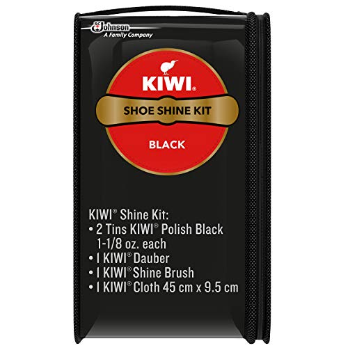 5ccbc9209f372 Kiwi Military Shoe Care Kit, Black