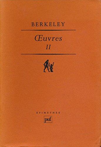 Oeuvres II (1713-1735) :