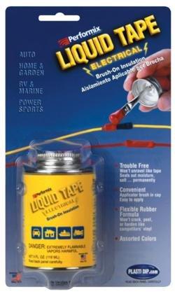 Plastidip Aislante eléctrico líquido (Electrical) Rojo
