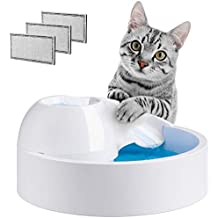 Pet Supplies Fontanella Dispenser Abbeveratoio Per Cani E Gatti 4 Filtri Omaggio Cat Supplies