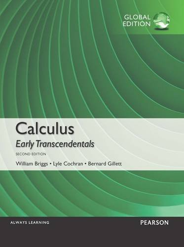 Calculus: Early Transcendentals plus MyMathLab with Pearson eText, Global Edition