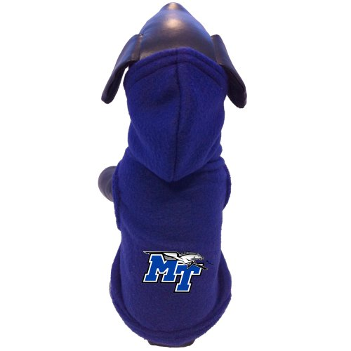 Large NCAA Fresno State Bulldogs All Weather-Resistant Protective Dog Outerwear