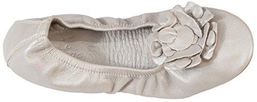 ATRIOLIS - ballerines cuir pliables avec accessoires - femmes Argent