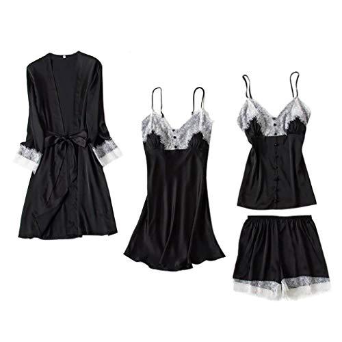 Anney Neue Frauen Sexy Sling Pyjamas Nachtwäsche Babydoll Unterwäsche Dessous Nachthemd Sexy Dessous für Frauen zum Sex Sexy Dessous für Frauen