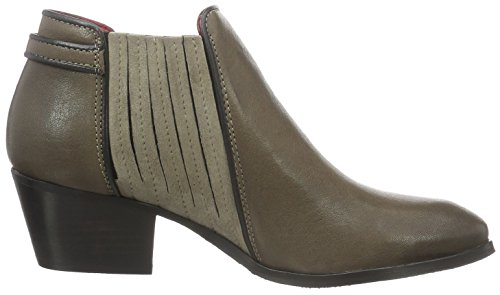 Buffalo London Damen Es 30811 Lavato Ante Kurzschaft Stiefel Mehrfarbig (Mushroom 05)