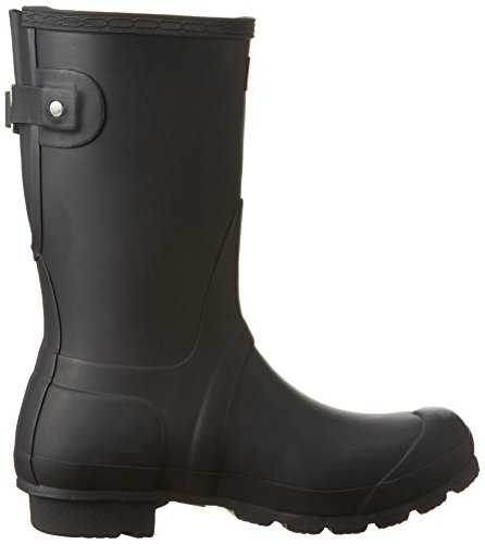 Hunter Org. Back Adjustable Short Black *