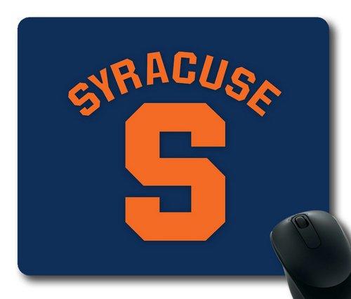 Syracuse University Rectangle Mouse Pad by eeMuse Syracuse University