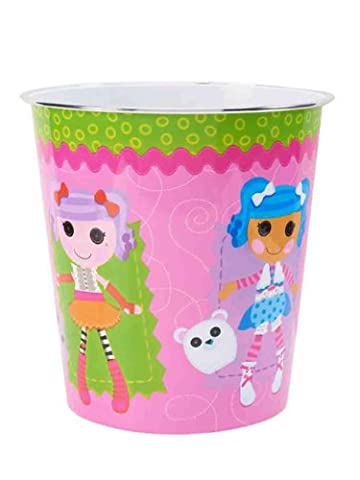 Lalaloopsy Plastic Trash Can by