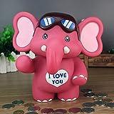 Elefant geformt Sparschwein Cartoon Tier Münze Bank Geld Lagerung Kinder verwenden