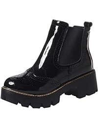 low priced ade59 4b6c2 Suchergebnis auf Amazon.de für: chelsea lack boots: Schuhe ...