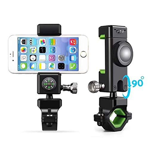 Godlikematealliance Equipamiento Deportivo al Aire Accesorios de Bicicleta para iPhone X /...