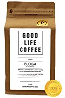 GOOD LIFE - BLOOM Paleo Approved, 100% Organic Coffee, Bulletproof Optimised, Premium Roasted Coffee from Qorema, Ethiopia, Roasted to Order, Award Winning Single Origin Arabica Coffee Beans, Low Acidity Coffee - Impossibly Delicious Taste