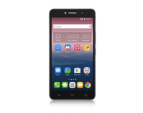 Alcatel Pixi 4 Phablet - 3G, 8 GB, 6', Nero
