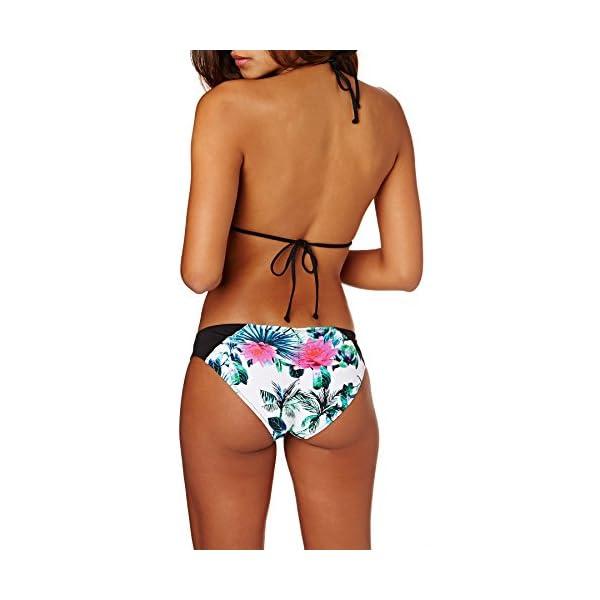 Rip Curl Palms Away Tri Set Bikini Mujer
