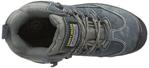 Saftey Jogger SATURNUS, Chaussures de sécurité mixte adulte Gris-TR-SW534