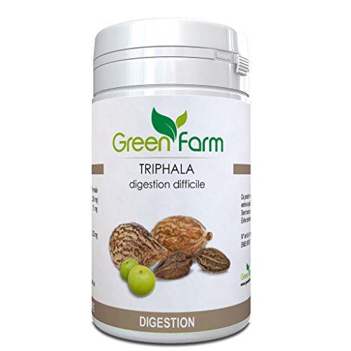 Green Farm Triphala 60 Gélules 250 mg T1V