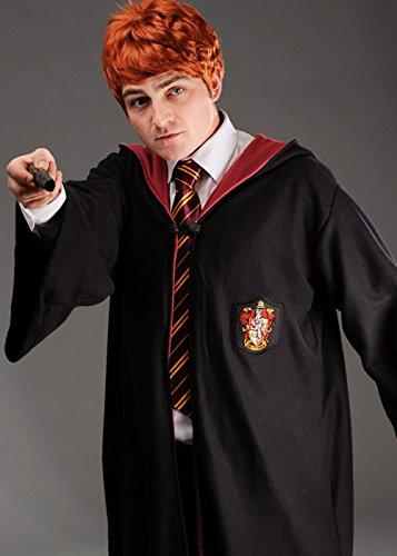 Kostüm für Erwachsene Ron Weasley mit Perücke