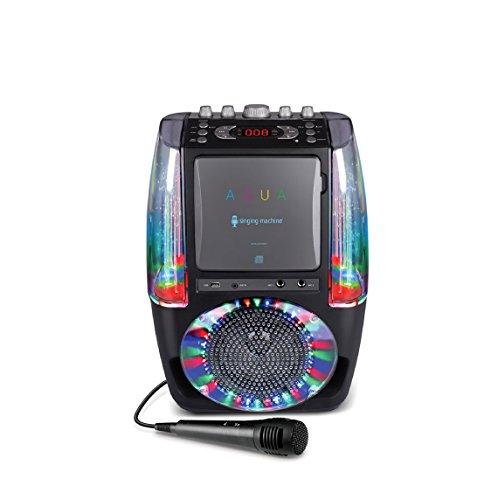 Imagen de Luces Discoteca Led Singing Machine por menos de 100 euros.