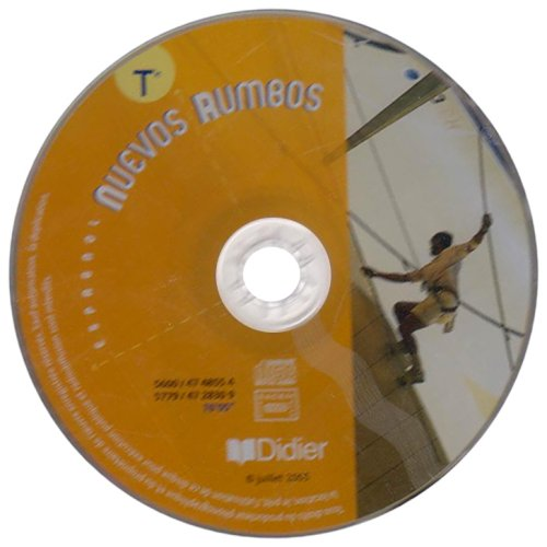 Nuevos Rumbos Tle : CD élève de remplacement (1CD audio)