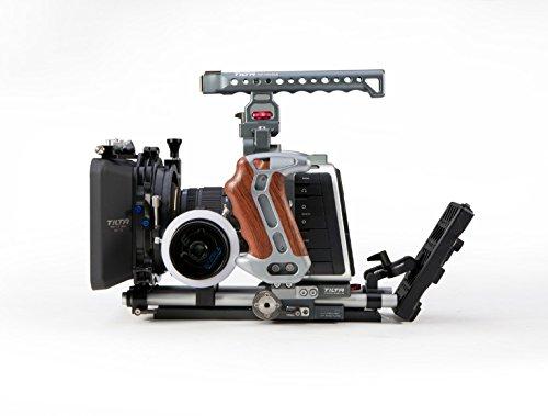 Tilta tt-bmc-05Rig Pro Kit für Blackmagic Kamera Käfig//44Matte Box Matte Box Kit