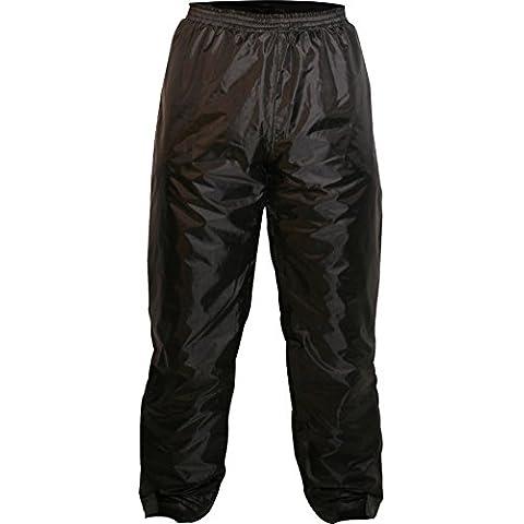 Buffalo Sirocco Rain Trousers S / Black
