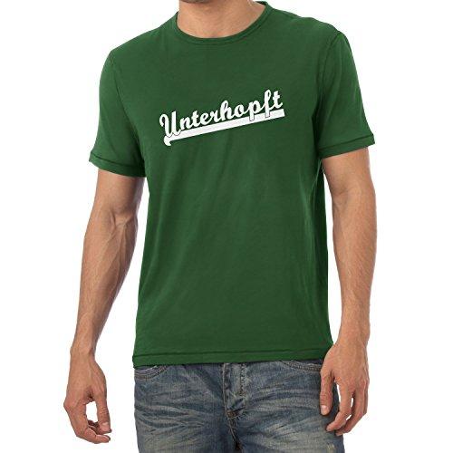 NERDO Unterhopft - Herren T-Shirt, Größe XXL, ()