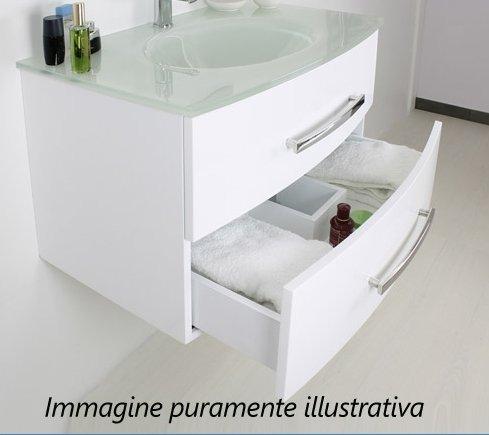 Amazon mobili bagno sospesi cool mobile bagno butterfly - Sottolavabo bagno amazon ...