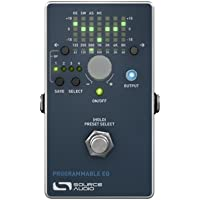 Source Audio SA170 - Programmable EQ Egaliseur Graphique 7 Bandes Gris