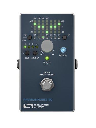 SOURCE AUDIO SA170   ECUALIZADOR DIGITAL PROGRAMABLE (7 BANDAS)