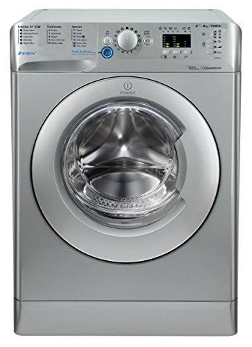 Indesit Innex BWA 81483X S UK Washing Machine - Silver