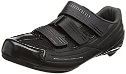 Shimano Men Rp2 Spd-sl Cycling Shoe - Black, Eu 42