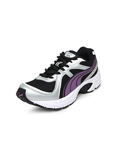 Puma Women's Kuris II Wn s Ind. Black, Aged Silver and Dewberry Boots Running Shoes- 3 UK/India (35.5 EU)  available at amazon for Rs.1749